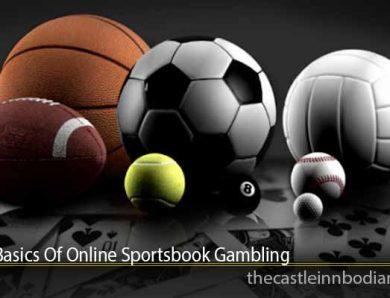 The Basics Of Online Sportsbook Gambling